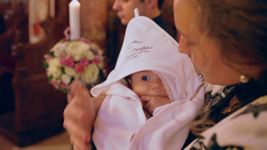 Botezul micutei Ana, bucuresti